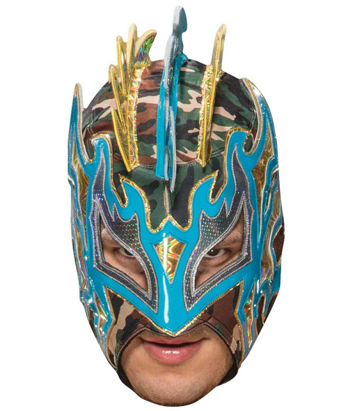 Kalisto WWE Wrestler Official Single 2D Card Party Face Mask