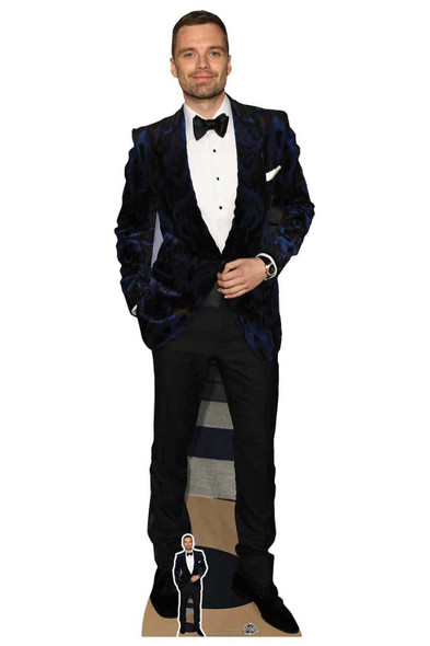 Sebastian Stan Lifesize Cardboard Cutout / Standee / Standup