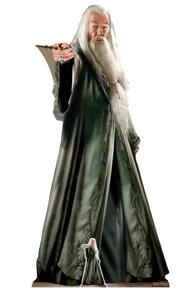 Albus Percival Wulfric Dumbledore 2019 Lifesize Cardboard Cutout