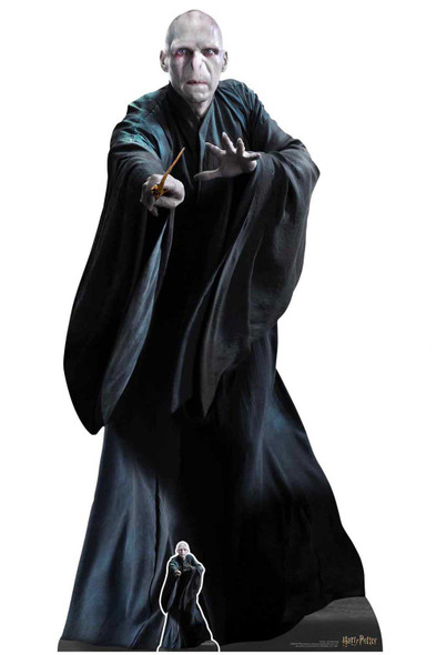 Lord Voldemort Official Harry Potter Lifesize Cardboard Cutout / Standup