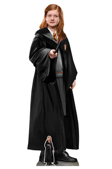 Ginny Weasley 2019 Official Harry Potter Lifesize Cardboard Cutout / Standup