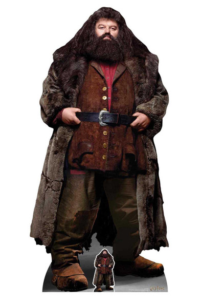 Hagrid Half Giant Half Human Official Harry Potter Cardboard Cutout 2019