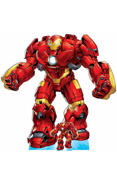 Hulk Buster Armour Official Marvel Avengers Cardboard Cutout