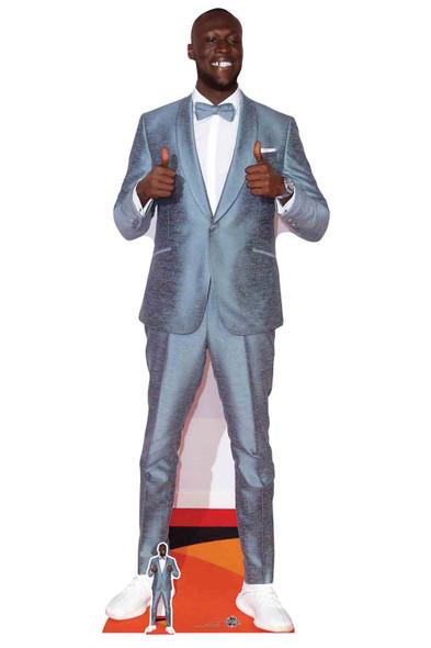Michael Owuo Jr. (aka Stormzy) Lifesize Cardboard Cutout / Standee
