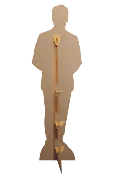 Rear of Patrick Dempsey Red Carpet Style Lifesize Cardboard Cutout / Standee