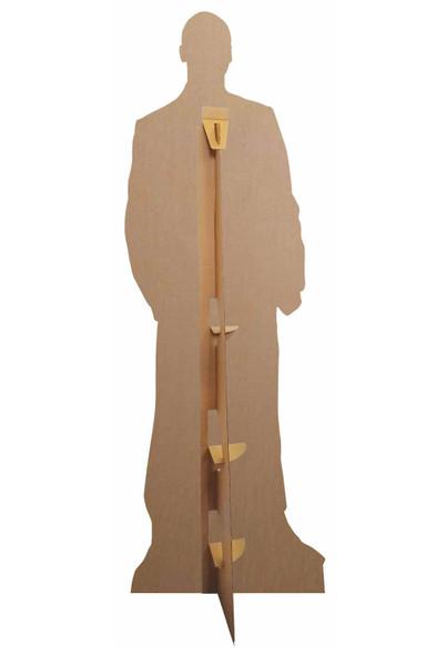 Rear of Zlatan Ibrahimovic Footballer Lifesize Cardboard Cutout / Standee