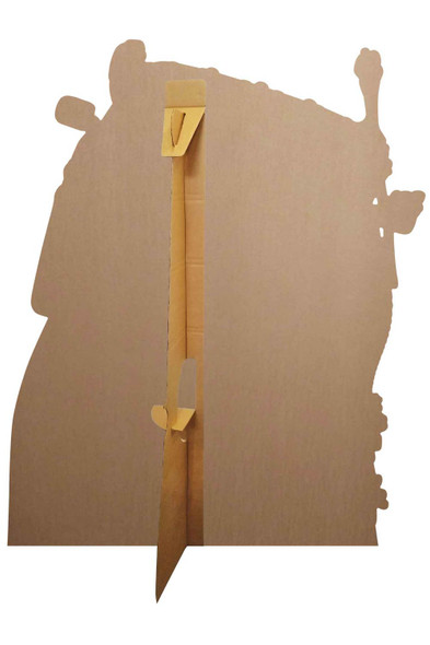 Rear of n Guinevere from Onward Official Lifesize Cardboard Cutout