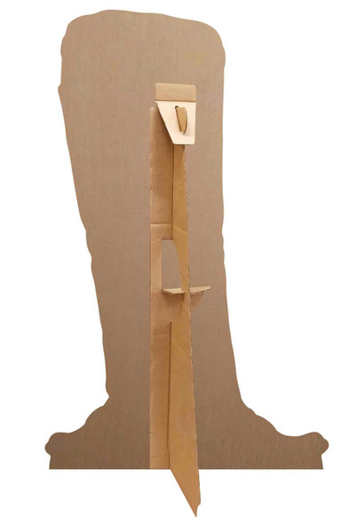Rear of Wilden Lightfoot (Dad) from Onward Official Lifesize Cardboard Cutout