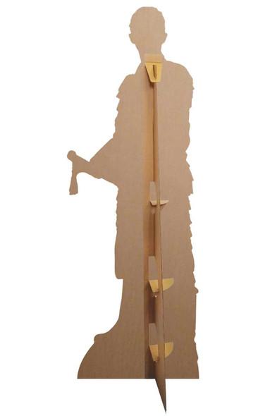 Rear of Mulan (Liu Yifei) Official Lifesize Cardboard Cutout / Standup / Standee