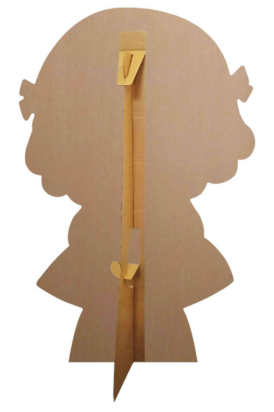 Rear of Goldilocks Fairy Tales Cardboard Cutout / Standee