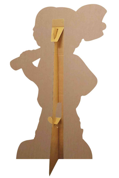 Rear of Woodcutter from Little Red Riding Hood Fairy Tales Cardboard Cutout