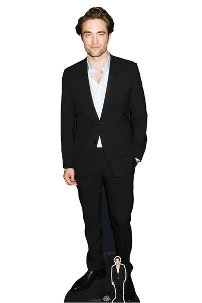 Robert Pattinson 2020 Lifesize Cardboard Cutout / Standee / Stand up