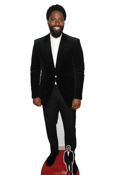 John David Washington Lifesize Cardboard Cutout / Standee / Stand up