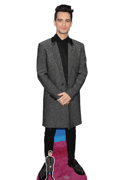 Brendon Urie Singer Cardboard Cutout / Standee / Stand up