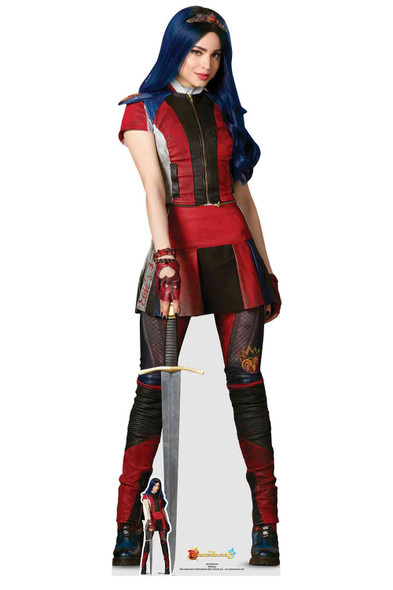 Evie from Descendants 3 Official Lifesize Cardboard Cutout