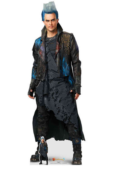 Hades from Descendants 3 Official Lifesize Cardboard Cutout