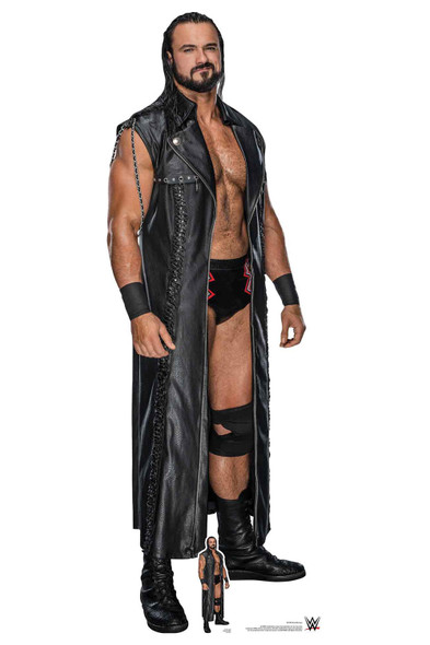 Drew McIntyre WWE Lifesize Cardboard Cutout