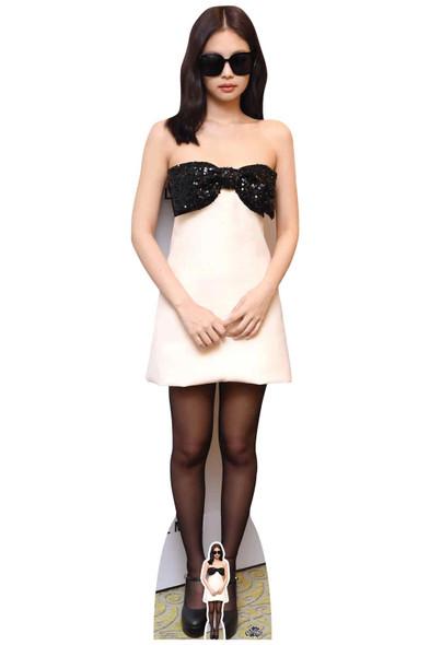 Jennie Kim Celebrity Lifesize Cardboard Cutout / Standup
