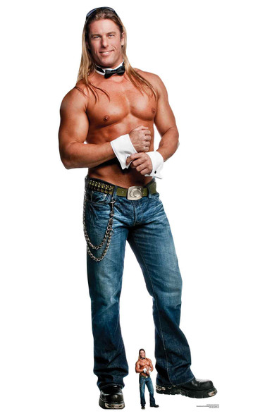 Kevin Cornell Collar N Cuff Chippendale Official Lifesize Cardboard Cutout