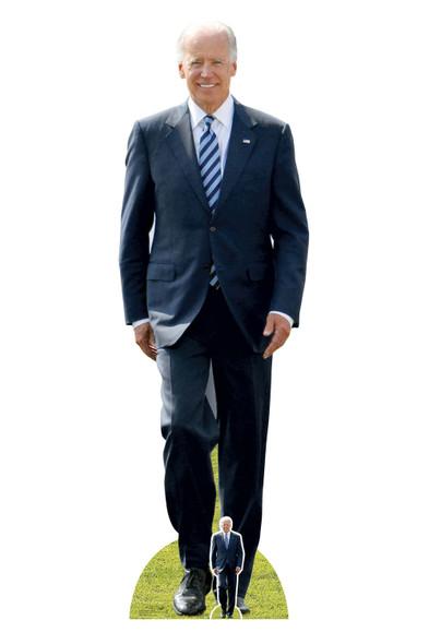Joe Biden USA President Lifesize Cardboard Cutout / Standee