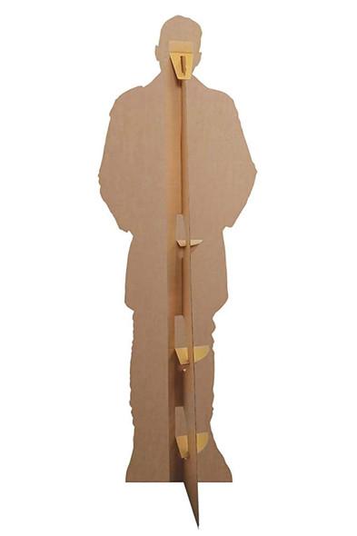 Rear of James Arthur Singer Lifesize Cardboard Cutout