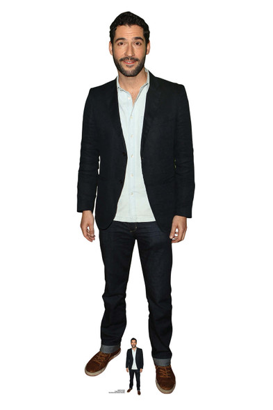 Tom Ellis Actor Lifesize Cardboard Cutout / Standee / Standup