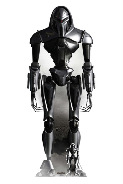 Cylon from Battlestar Galactica Official Lifesize Cardboard Cutout