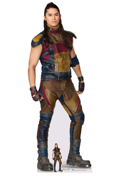 Jay from Descendants 3 Official Lifesize Cardboard Cutout