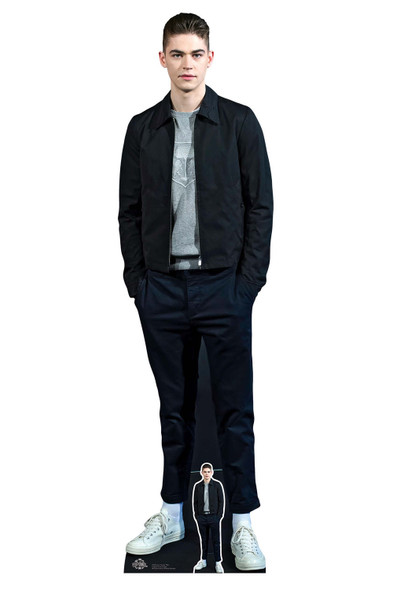 Hero Fiennes Tiffin Celebrity Cardboard Cutout / Standee / Standup