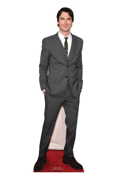 Ian Somerhalder Celebrity Mini Cardboard Cutout / Standee