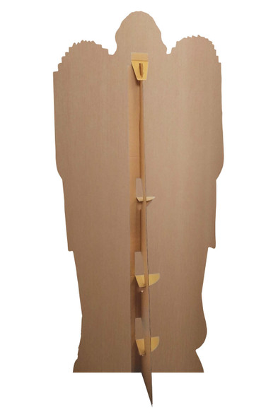 Rear of Wonder Woman Gold Armour (WW84) Lifesize Cardboard Cutout