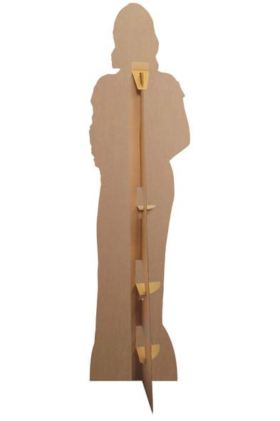 Rear of Katheryn Winnick Celebrity Actor Lifesize Cardboard Cutout