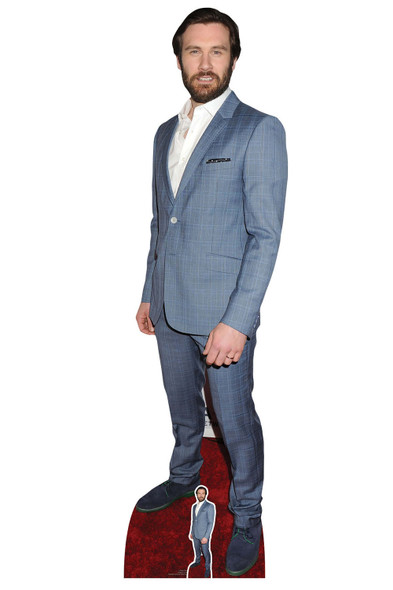 Clive Standen Actor Lifesize  and Mini Cardboard Cutout / Standup