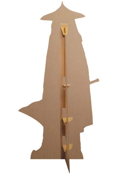 Rear of Raya and the Last Dragon Lifesize Cardboard Cutout