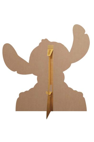 Rear of Stitch Sitting from Lilo and Stitch Cardboard Cutout / Standup
