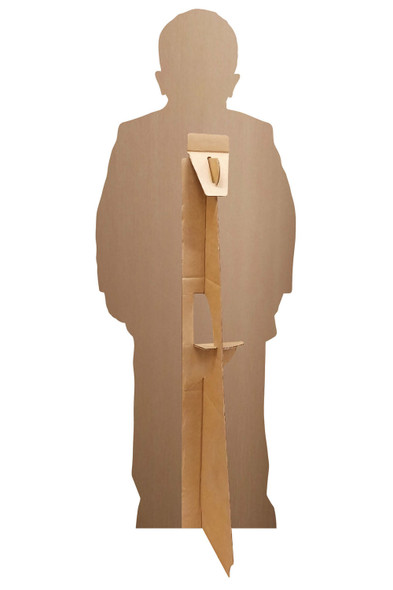 Rear of Hasbulla Magomedov Lifesize Cardboard Cutout