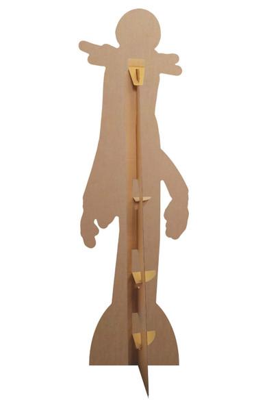 Rear of Jack Skellington The Nightmare Before Christmas Cardboard Cutout