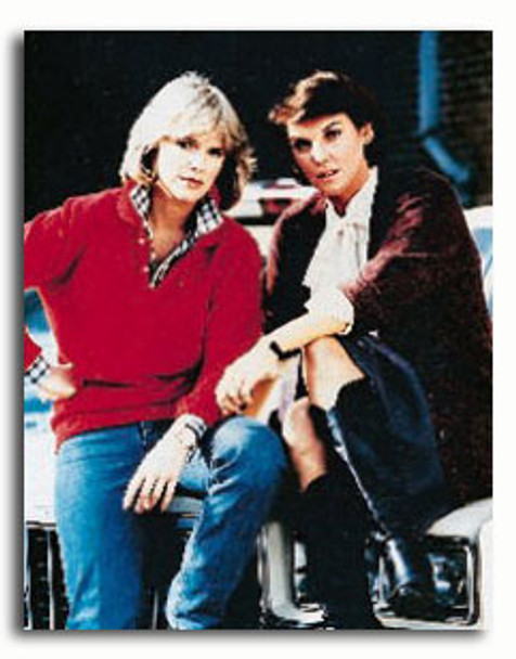 (SS3471) Cast   Cagney & Lacey Television Photo