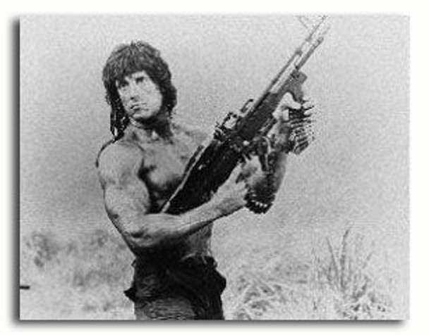 (SS146913) Sylvester Stallone  Rambo: First Blood Part II Movie Photo