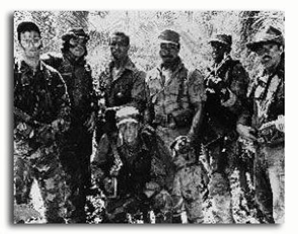 (SS152802) Arnold Schwarzenegger  Commando Movie Photo
