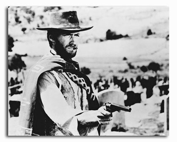 (SS155870) Clint Eastwood  The Good, The Bad and The Ugly Movie Photo