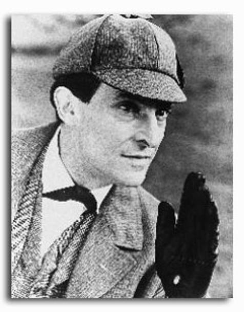 (SS166153) Jeremy Brett  The Adventures of Sherlock Holmes Movie Photo