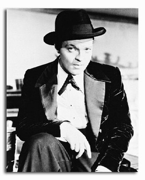 (SS173693) Orson Welles  Citizen Kane Movie Photo