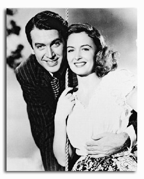 (SS184808) James Stewart  It's a Wonderful Life Movie Photo