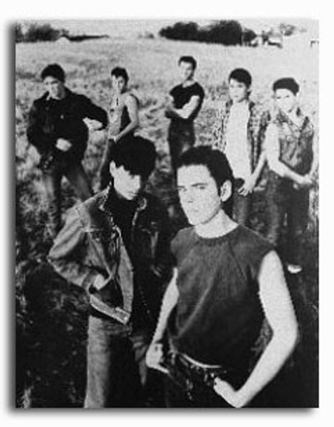 (SS187616) Cast   The Outsiders Movie Photo