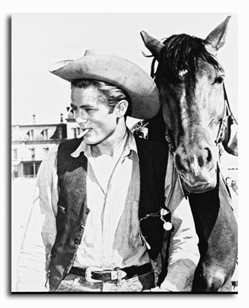 (SS192907) James Dean  Giant Movie Photo