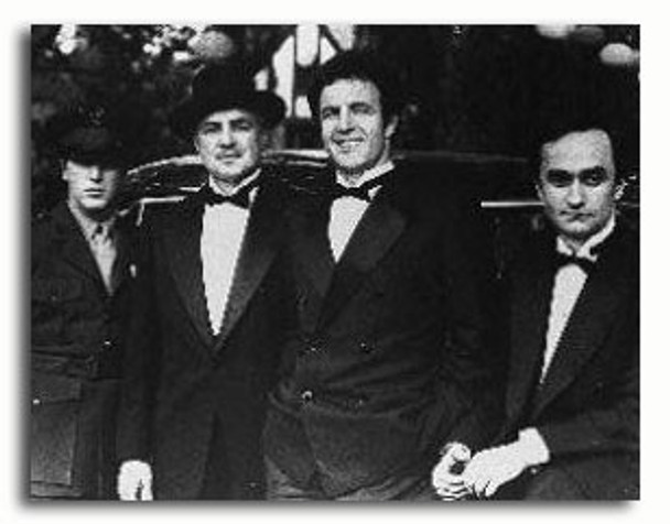 (SS200174) Cast   The Godfather Movie Photo