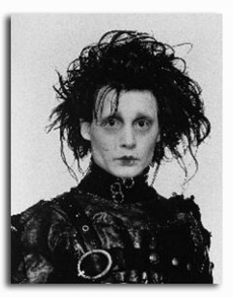(SS203372) Johnny Depp  Edward Scissorhands Movie Photo