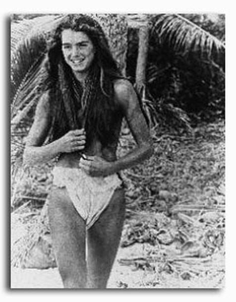 (SS205023) Brooke Shields  The Blue Lagoon Movie Photo