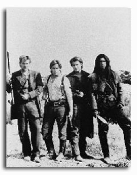 (SS214370) Cast   Young Guns II Movie Photo